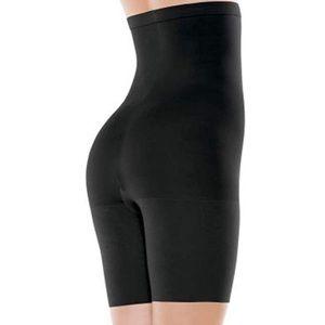 Spanx Shapewear Sensational Shaper Black NWT Asset